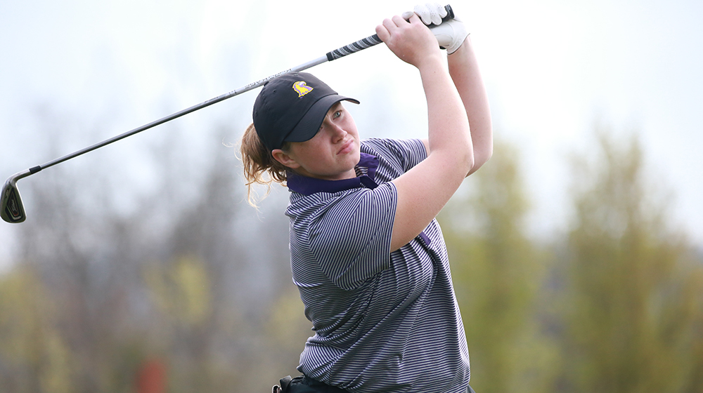 Tech women's golf team ends second round of OVC Championships in sixth