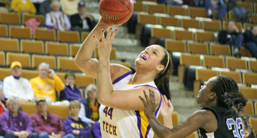 Darling earns third straight OVC Newcomer of the Week award