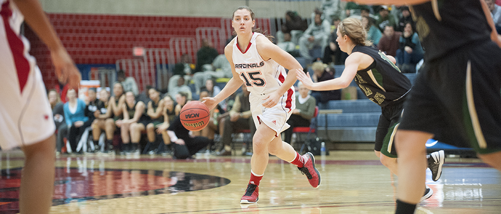 SVSU Women's Basketball 'Get to Know':  Katelyn Carriere