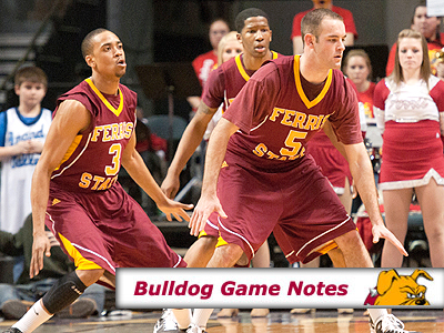 Men's BB Game Notes: WSU/UF (Feb. 17 & 19)