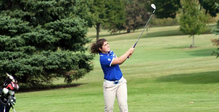 Puch ties for sixth at Pilot Spring Invitational