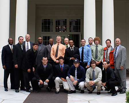 Gallaudet University baseball team invited to the White House, witness New York Yankees ceremony with President Obama