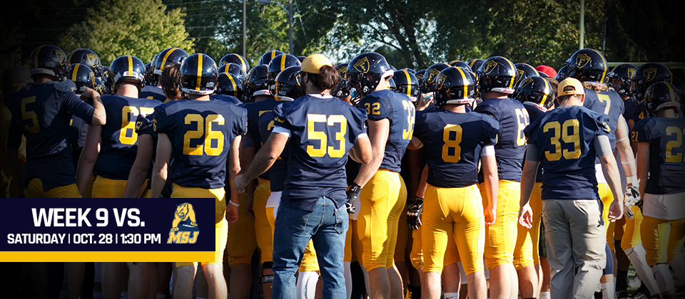 Week Nine Preview | Franklin Set to Host Mount St. Joseph on Homecoming