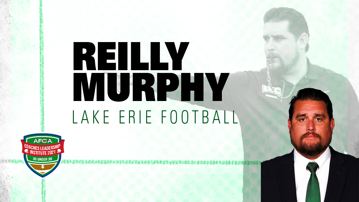 "Murphy Named to AFCA's ""35 Under 35"" Coaching List"