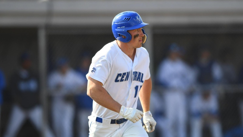 Baseball Falls at Binghamton, 3-2, Sunday