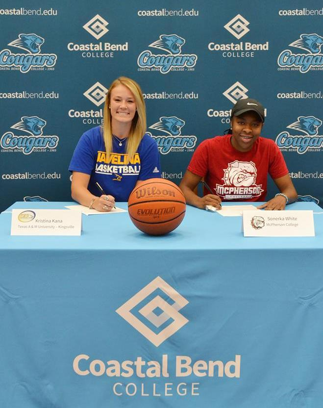 CBC Women's Basketball Signing Day 2017