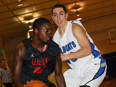 Men's Basketball Secures Come-From-Behind Victory Over SUNYIT