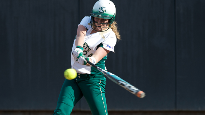 SOFTBALL SWEEPS WEBER STATE, NOW 12-4 IN CONFERENCE PLAY