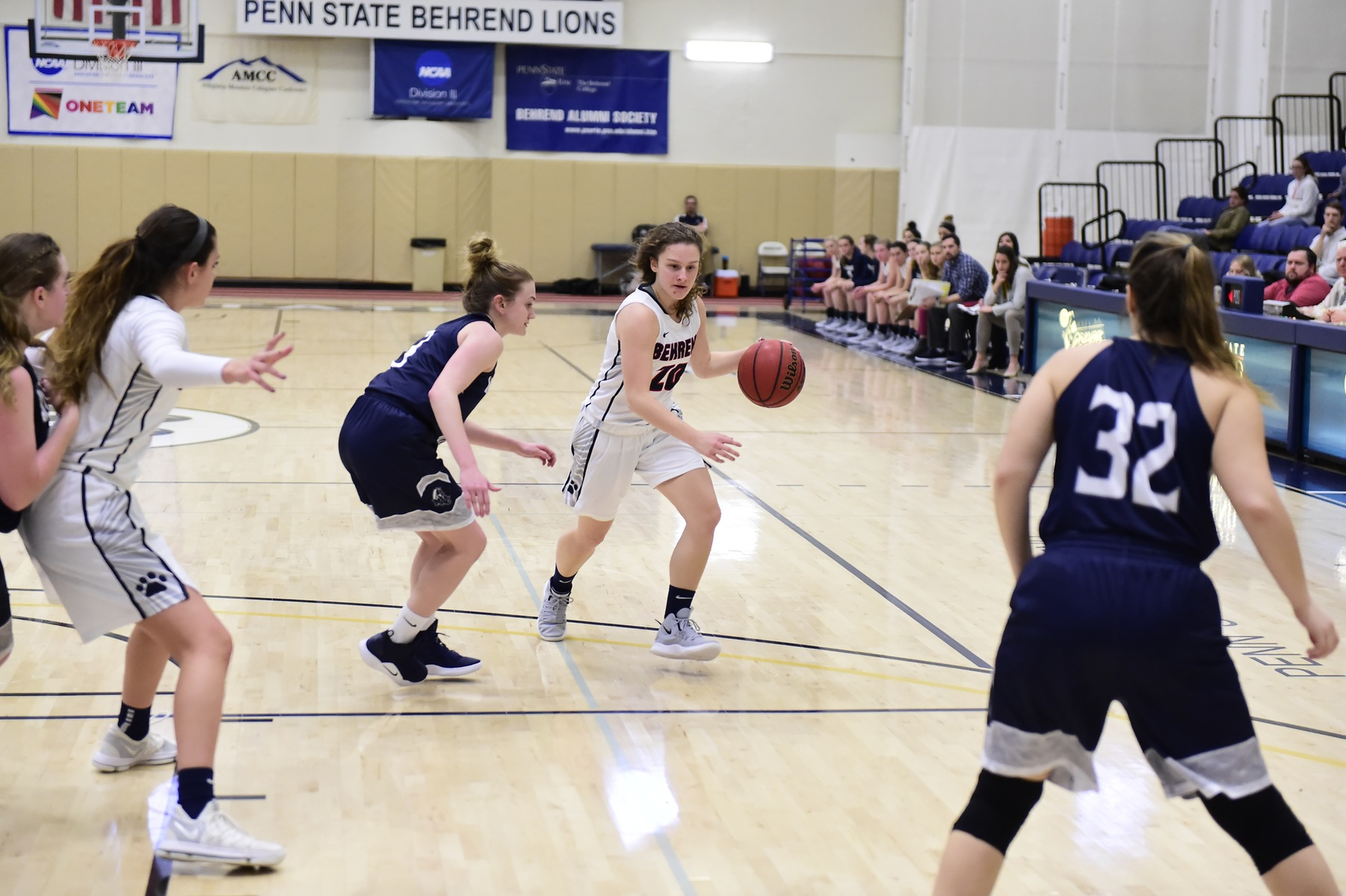 Pitt-Greensburg Survives Lions Late Comeback