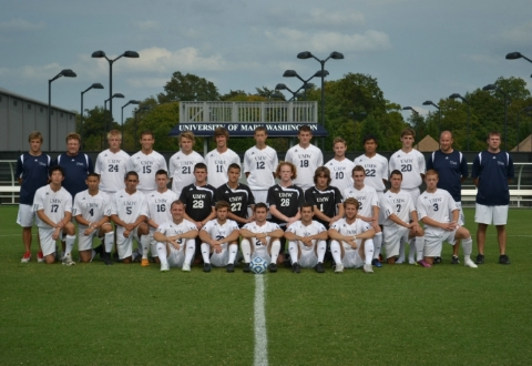 Sims Brothers Lead UMW Men's Soccer Past Hood, 2-0