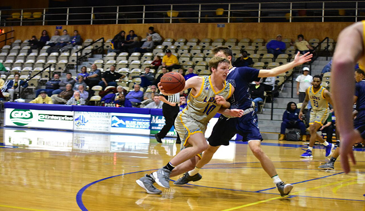 Gilyard's strong second half pushes Lions past Southern Wesleyan