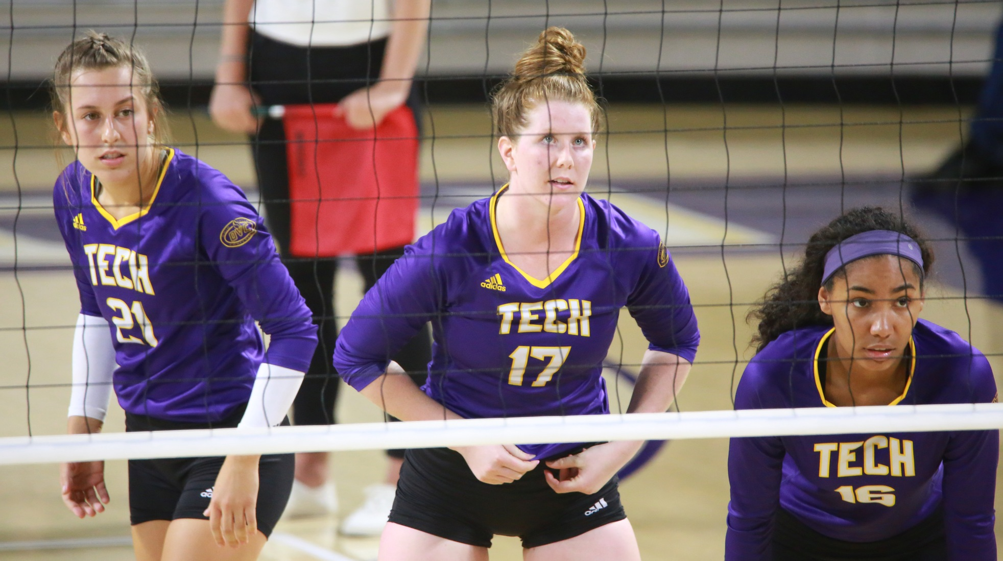 Tech volleyball gears up for third tournament weekend at Memphis Tiger Invitational