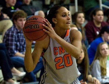 Kyle Powers Lady Eagles Past Newberry 50-49