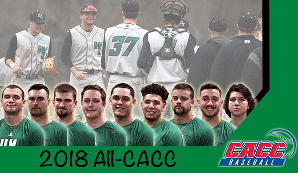 Wildcats Tie Team Record with Nine Student-Athletes Named to CACC Baseball All-Conference Teams