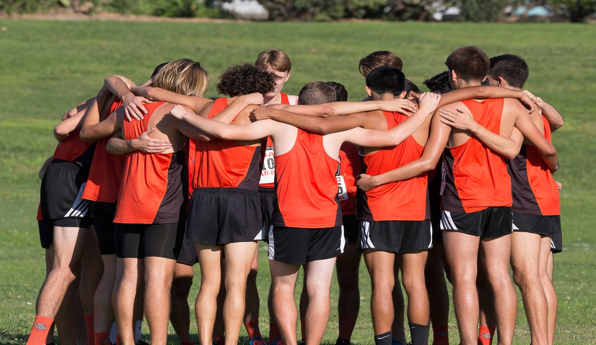 Oxy Men's Cross Country Headed to Nationals