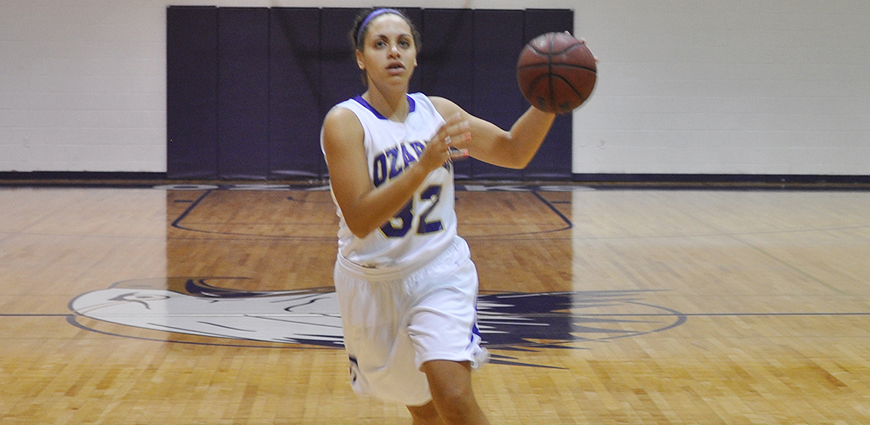 Lady Eagles Win Second Straight ASC Road Game