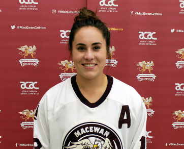 Morgan Casson, MacEwan University, Women's Hockey