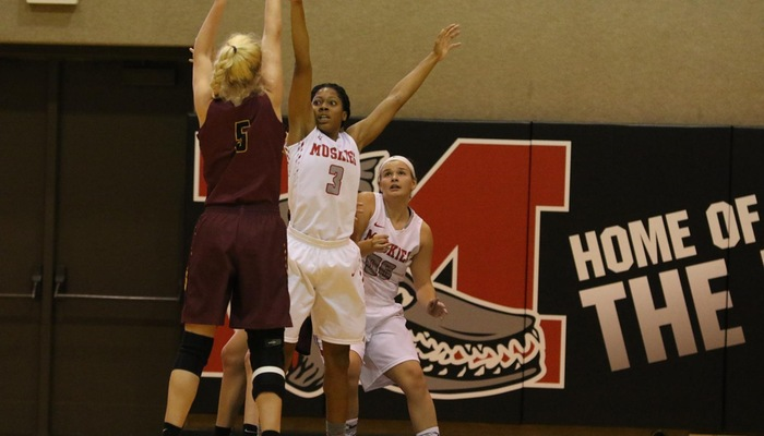 Second-half performance pushes Oberlin past Women's Basketball
