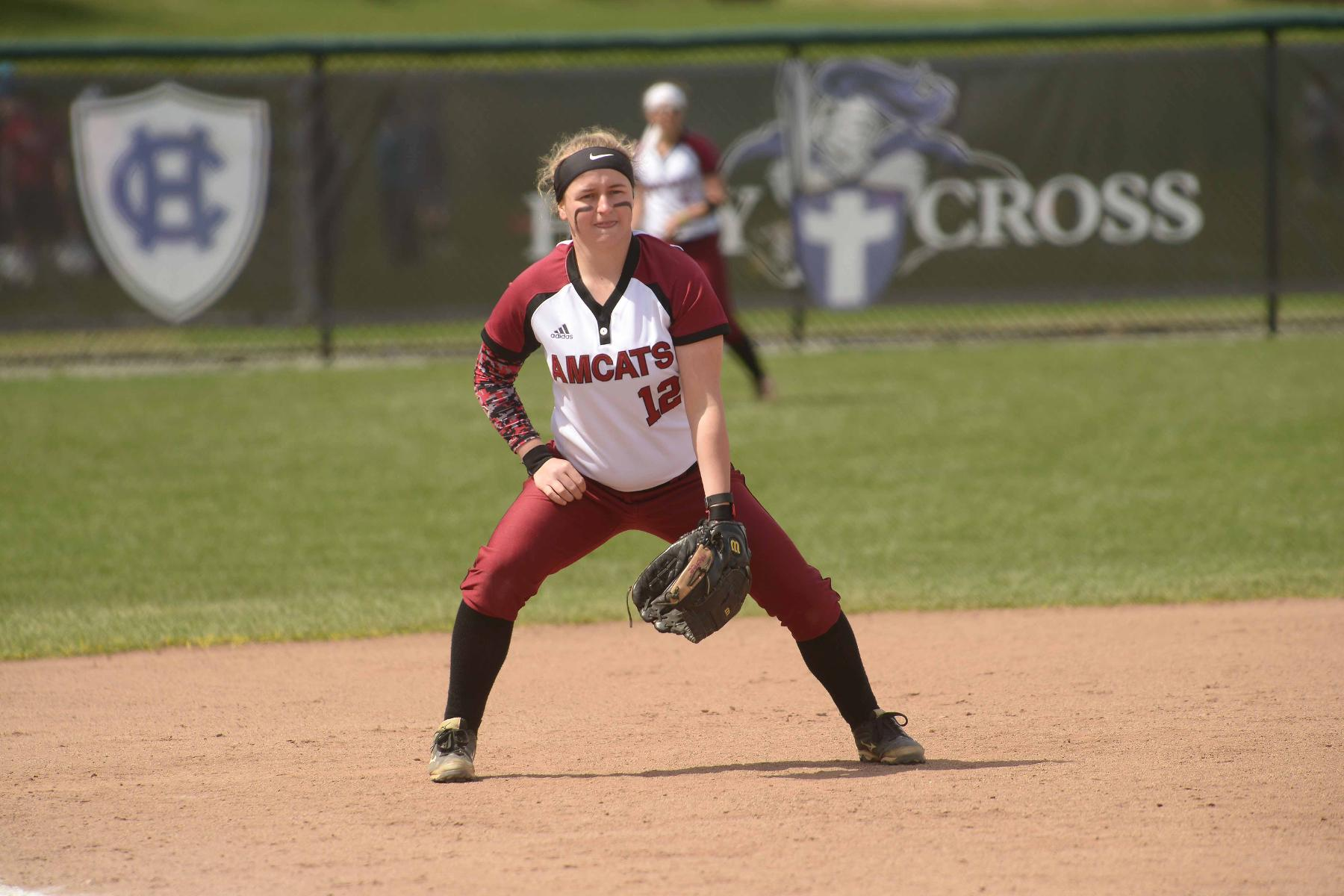 AMCATS Split GNAC Doubleheader with Cadets