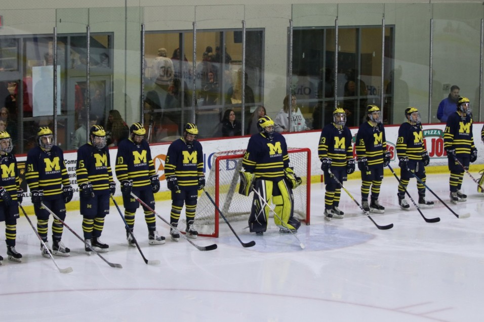 Wolverine Men's Ice Hockey to Host Open Tryouts for 2017-18