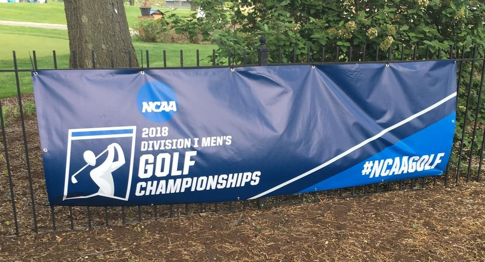 Play Suspended Late in Round Two at NCAA Columbus Regional