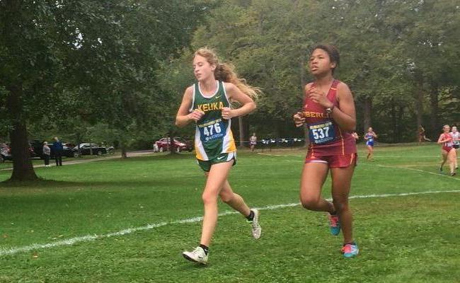 Keuka College Cross Country Competes at Cazenovia