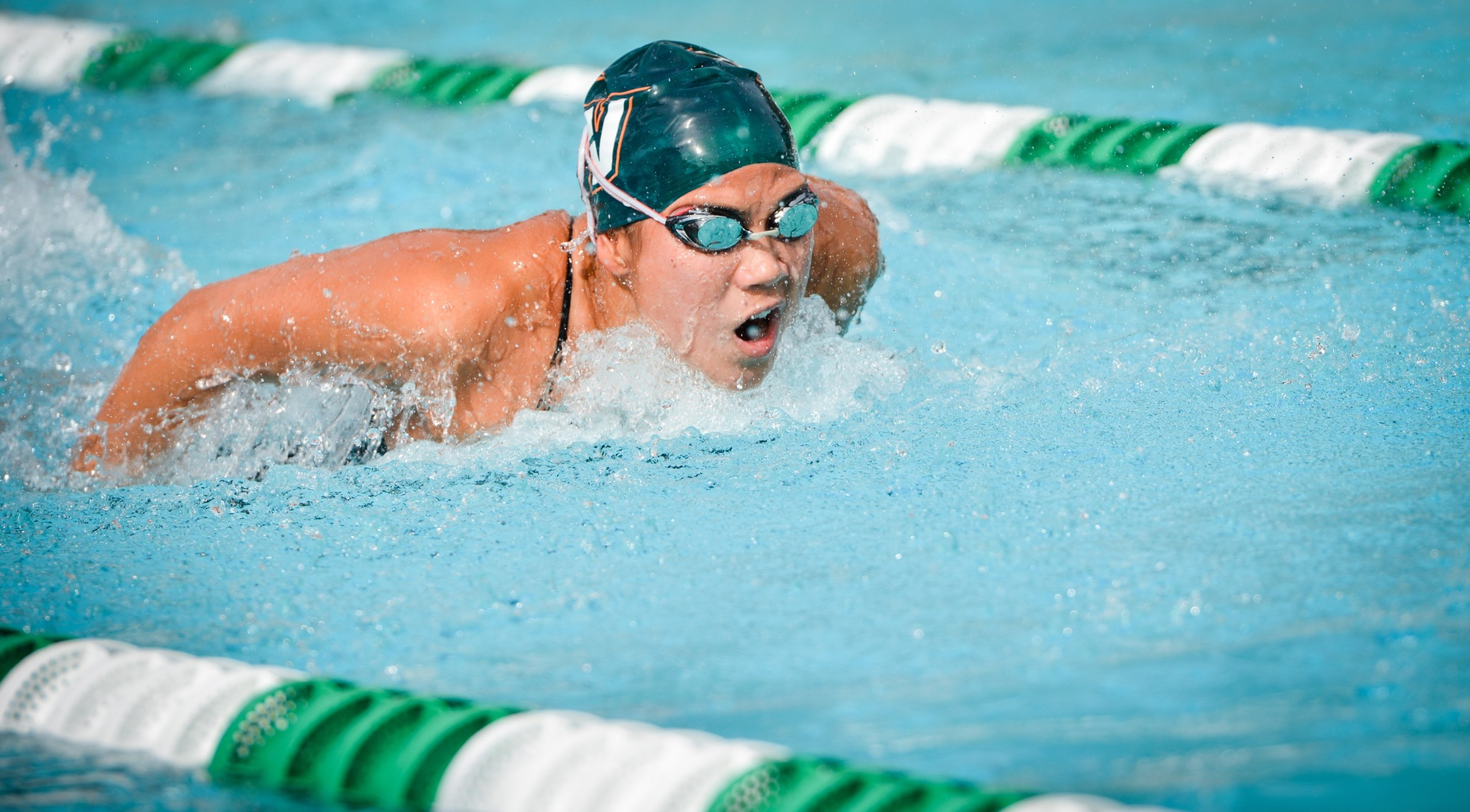 Swimming and Diving beats Oxy, drops to Redlands