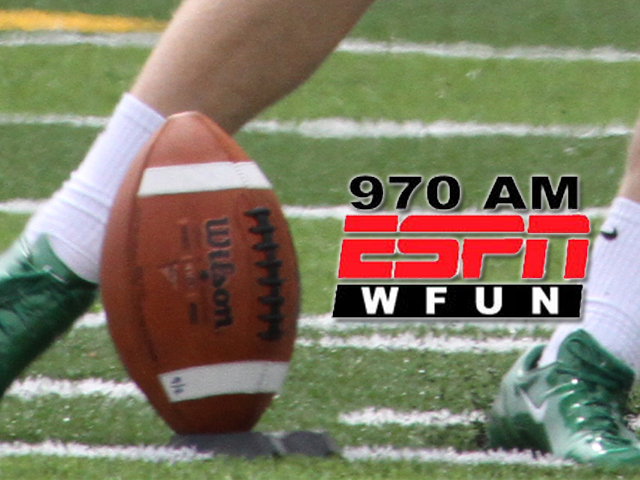 Lake Erie and ESPN 970 Announce Football Broadcast Package