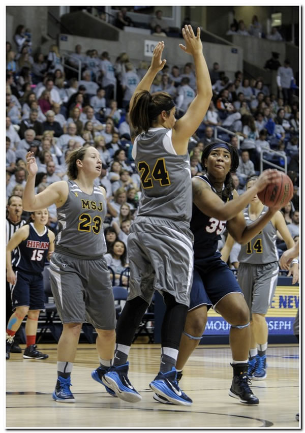 Lions' women's basketball team suffers 68-56 home loss to Franklin College