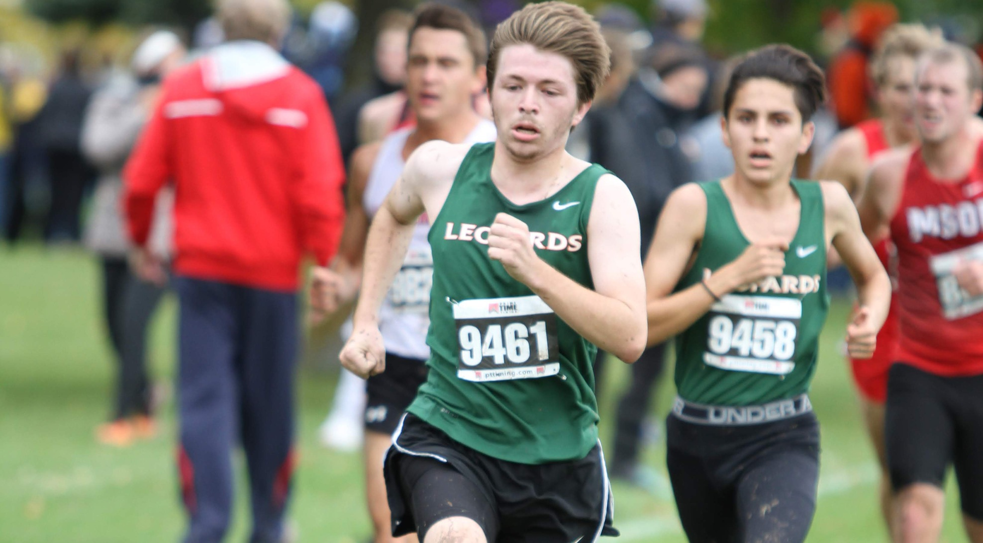 MXC Competes Against Top DIII Cross Country Programs