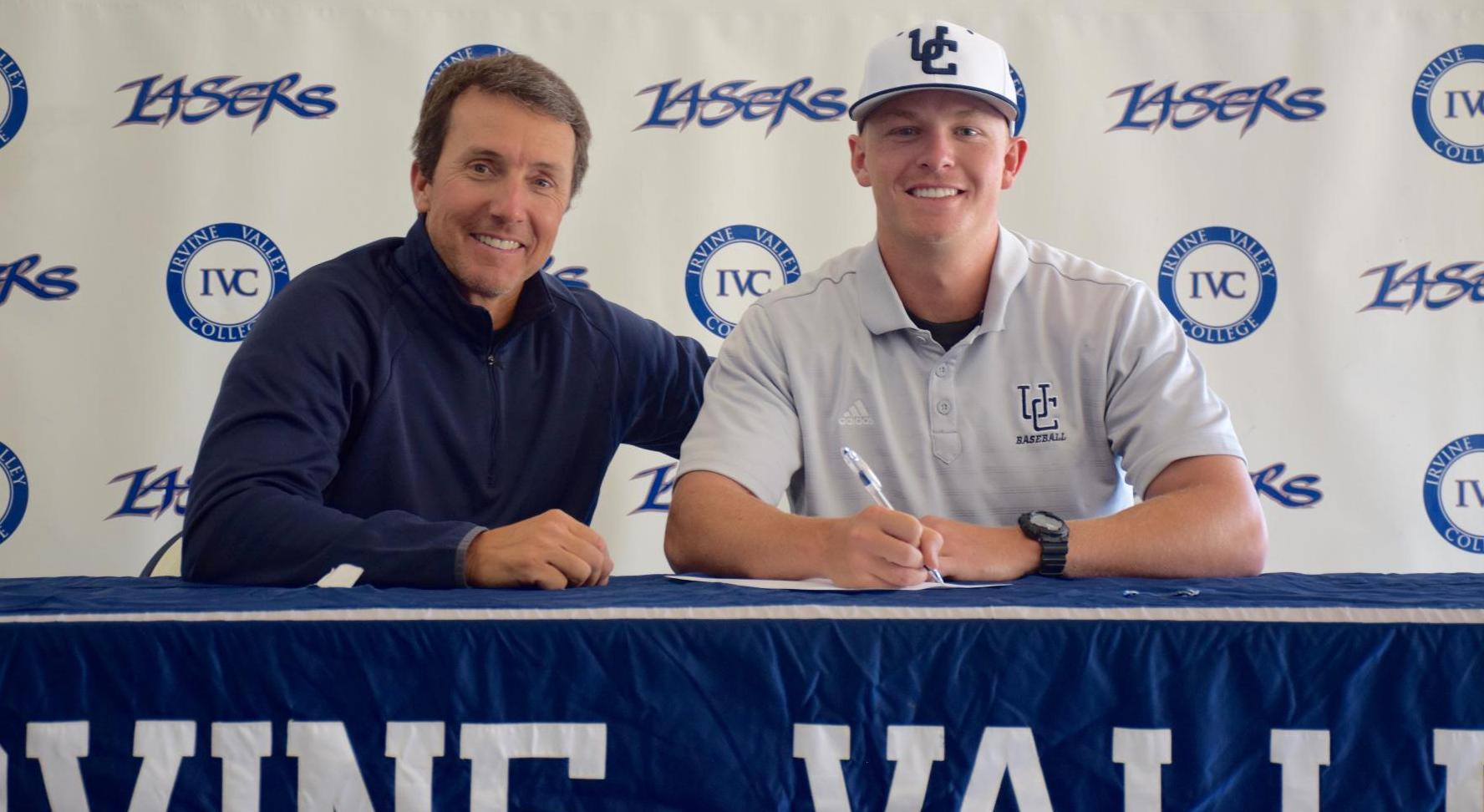 Laser pitcher Kyle Goodbrand signs with UC San Diego