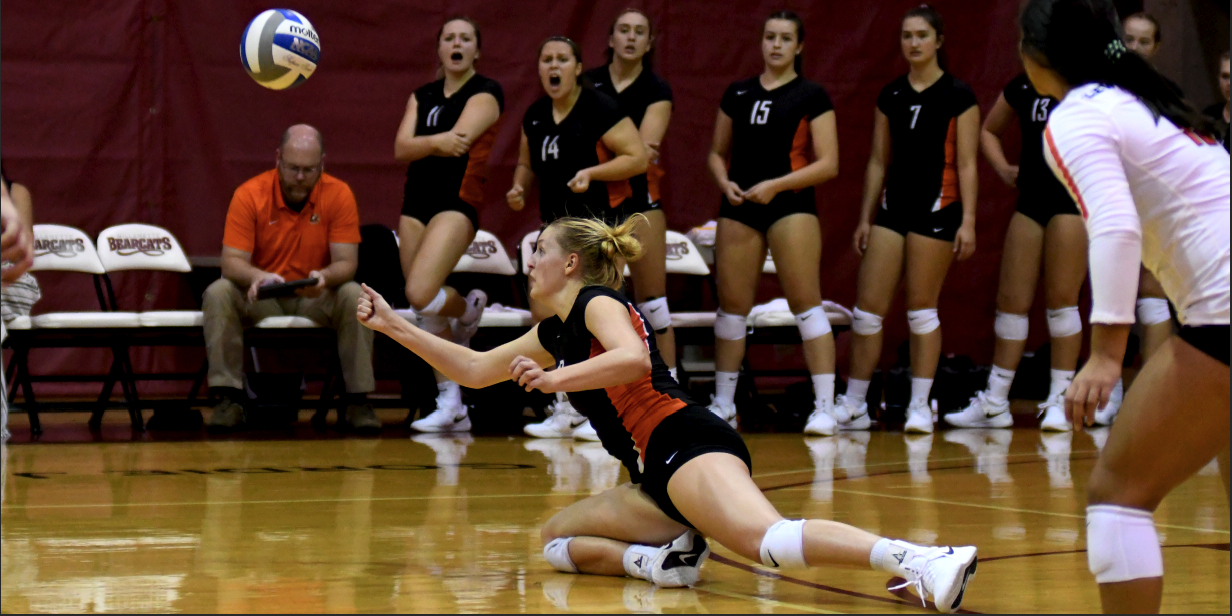 Lewis & Clark hosts Dig Pink Night, drops match to first-place Pirates
