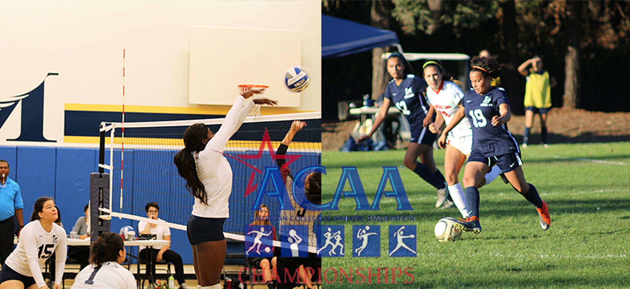 Soccer and Volleyball Qualify for Inaugural ACAA Championships