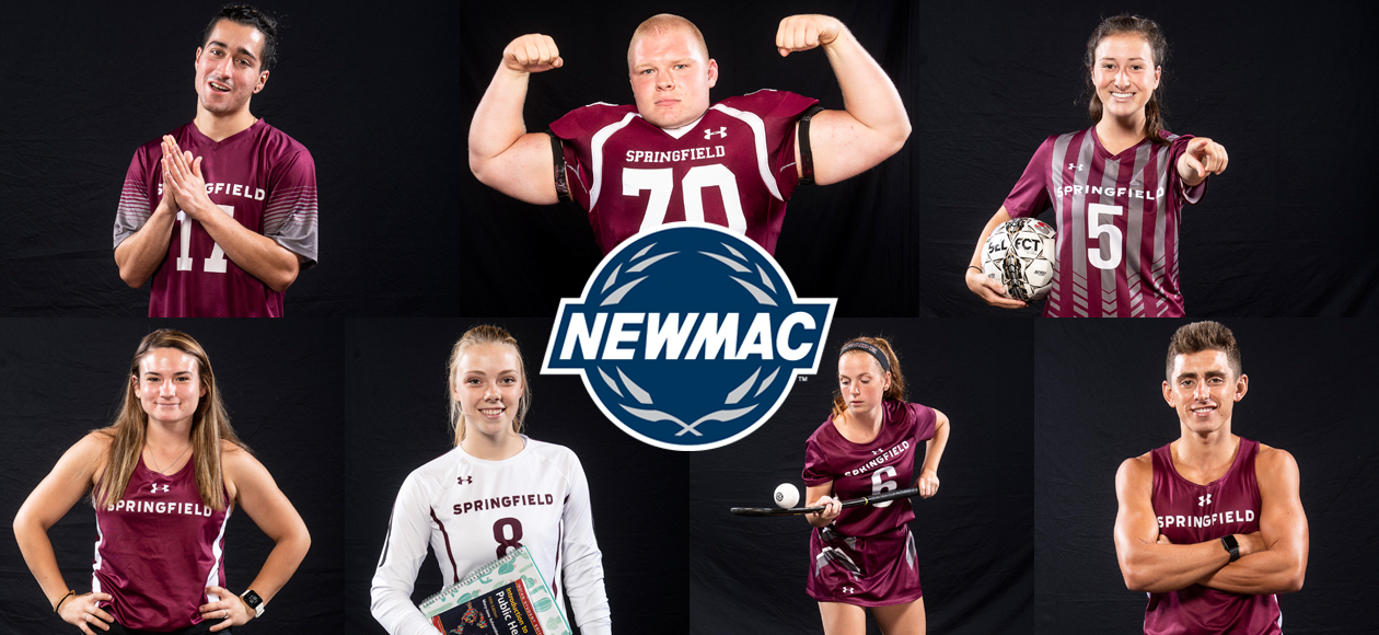 Seventy Three Fall Student-Athletes Earn NEWMAC Academic All-Conference Honors