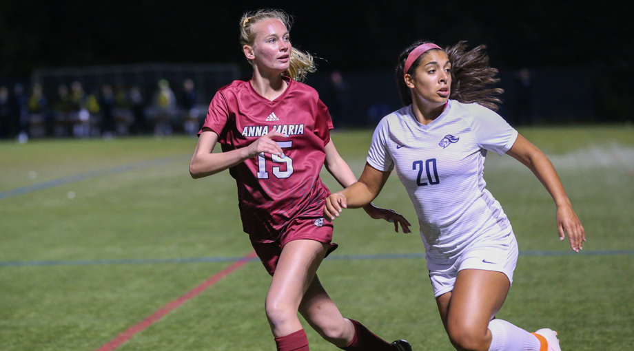 Women's Soccer Drops OT Nail Biter to Suffolk, 3-2