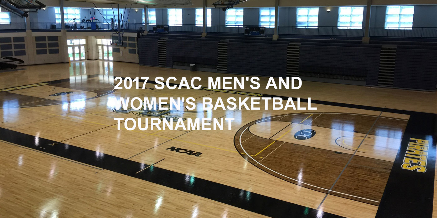 SCAC Basketball Tournament Website Released