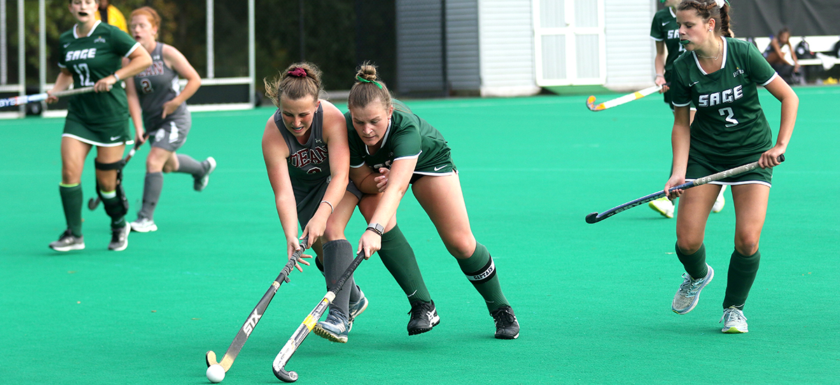 Hartwick downs Sage field hockey, 5-1