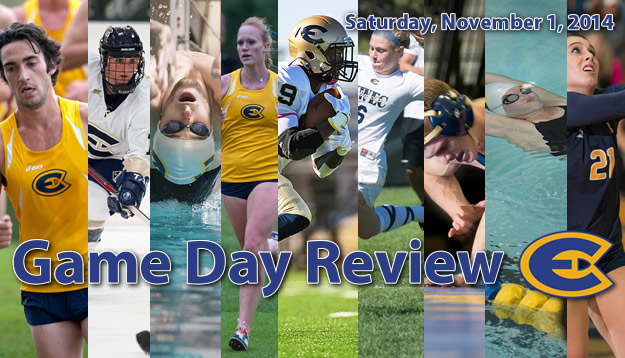 Game Day Review - Saturday, November 1, 2014