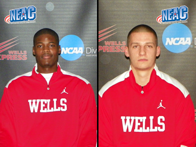 HARRISON AND FOLTZ EARN ALL-CONFERENCE HONORS