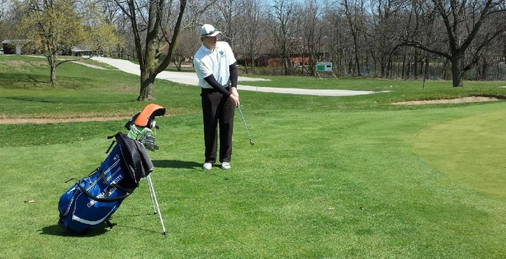 Otto shoots program record 69, finishes 7th overall