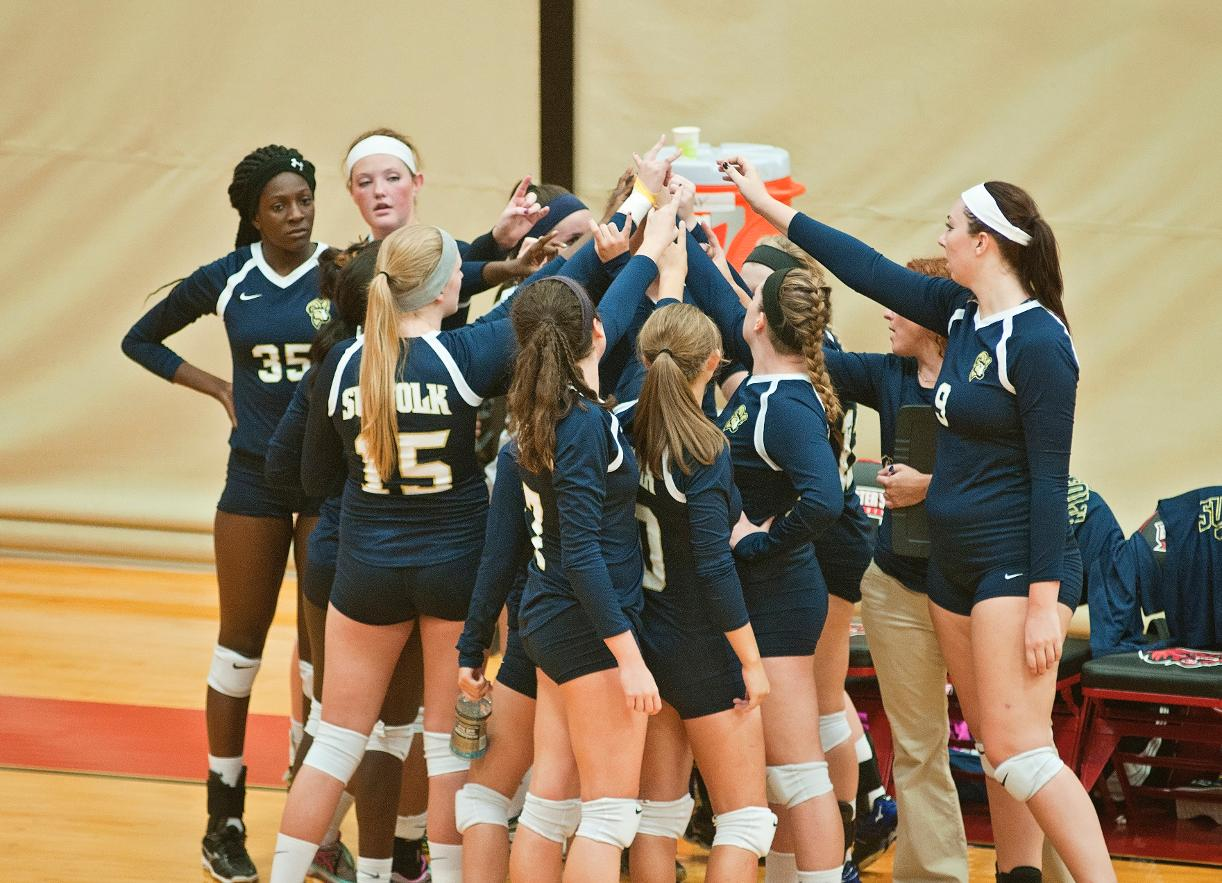 Volleyball's Homestand Continues Thursday vs. Emerson