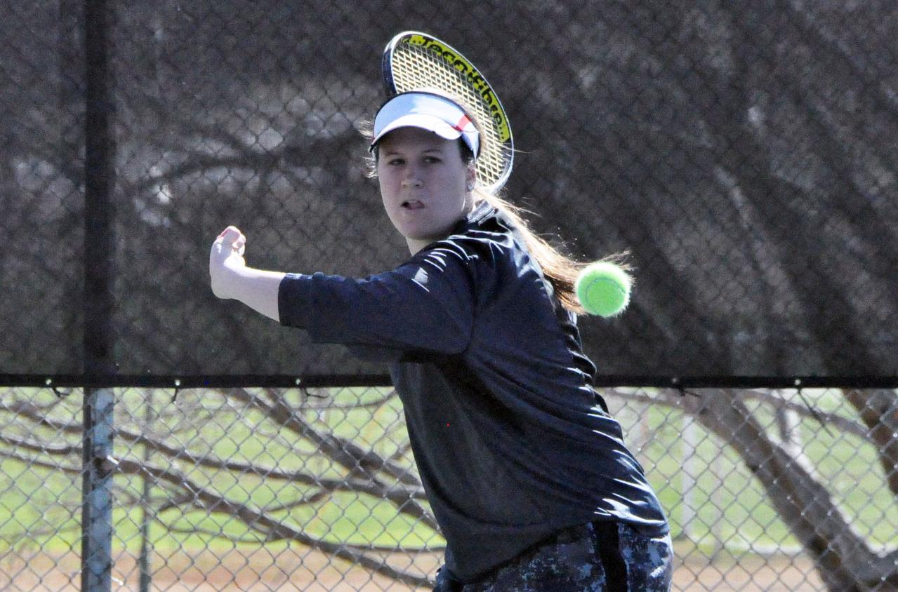 Women's Tennis: Panthers stop William Peace 6-3 for first match win of spring and USA South