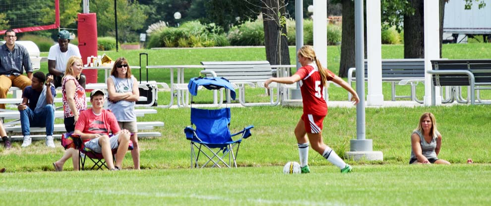 Photo for Injuries Plague The Lady Red Hawks