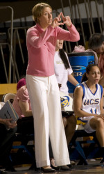 Gauchos, Feeling Pink, Will Honor Legend on Thursday vs. UCR
