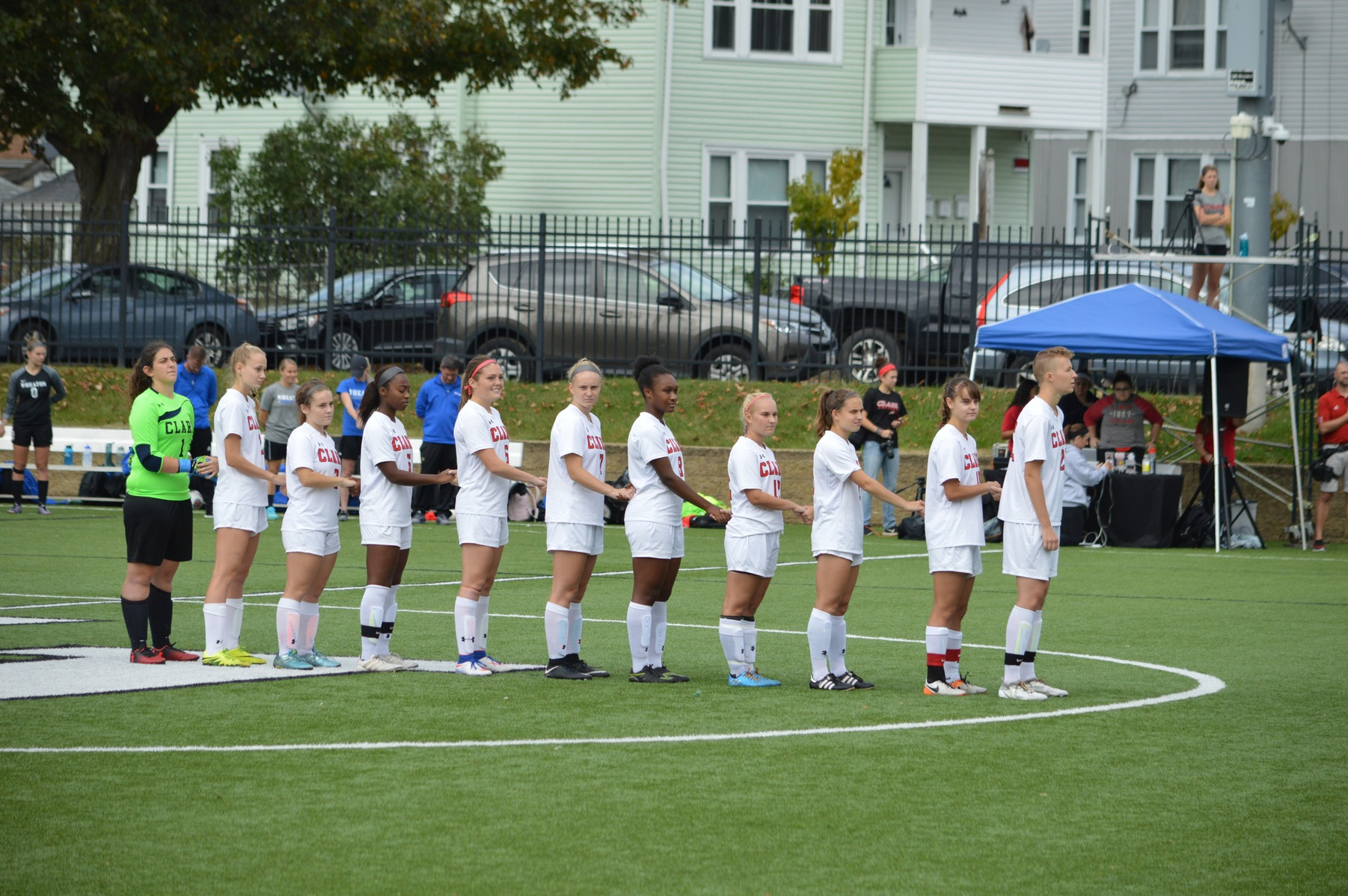 Women's Soccer Falls at Babson in NEWMAC Quarterfinals
