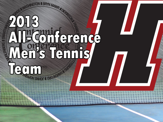 Five from Haverford earn all-conference nods in men's tennis