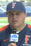 2011 NCAA Baseball Regional Website Serrano Video Mug