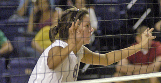Volleyball squad anxious to open at home Tuesday night
