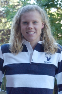 UMW's DeSmit Named CAC Women's Swimmer of the Week
