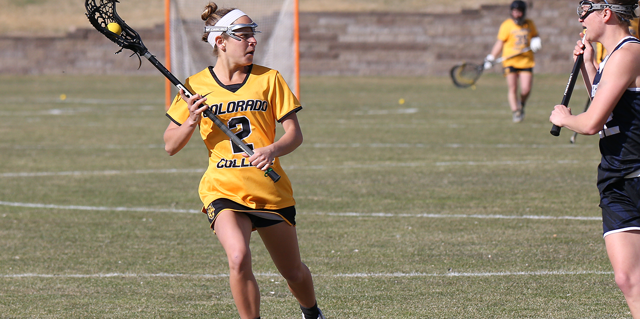 Eva King, Colorado College, Offensive Player of the Week (Week 11)